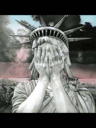 Triste Realité Rip Usa