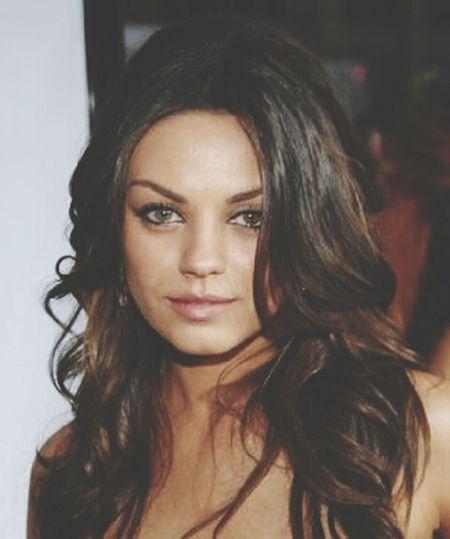 Milakunis Mila Kunis Beautiful Cute Girl
