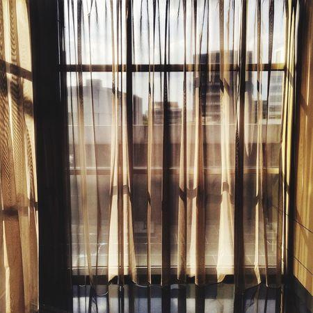 Curtain Windows View Sunlight And Shadow Sunlight Shade Contrast IPhoneography