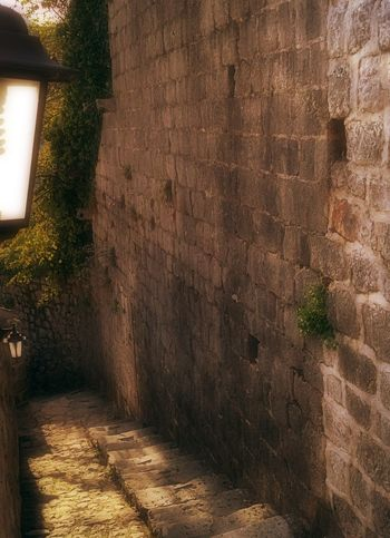 Stone Walls Street Lights Old Town Staircase Streetphotography Eye4photography  EyeEm