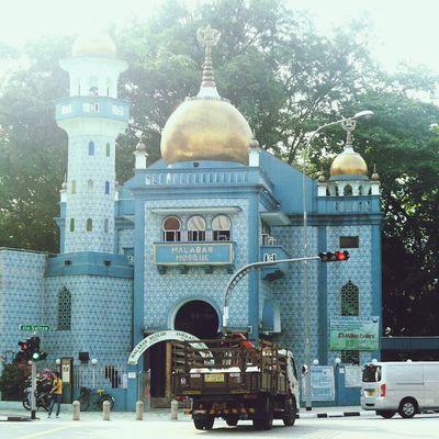Mesjid Malabar, jalan Sultan