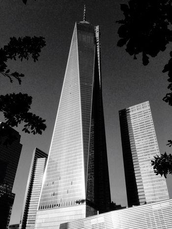 World Trade Center One Architecture New York City