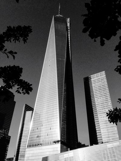 World Trade Center One Architecture New York City