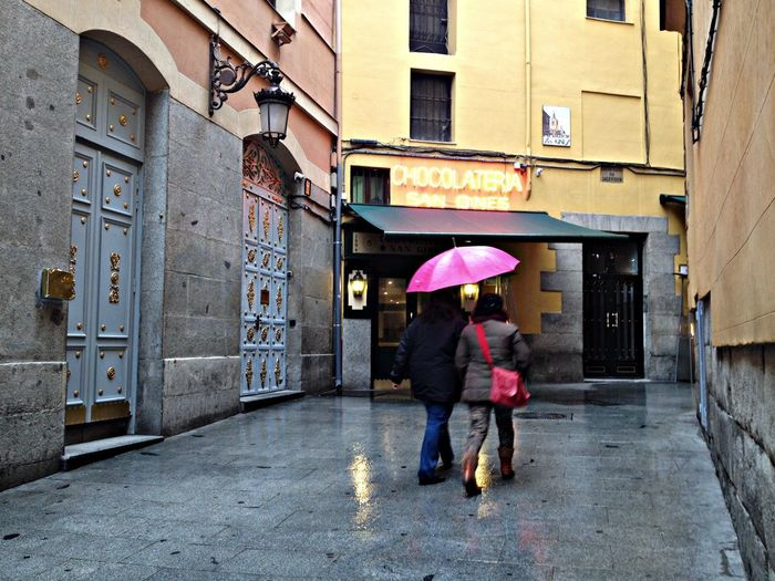 Madrid IPhone 4S Charming Corners Churreria San Gines