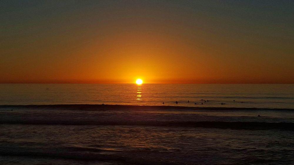 Sunset in O.B.