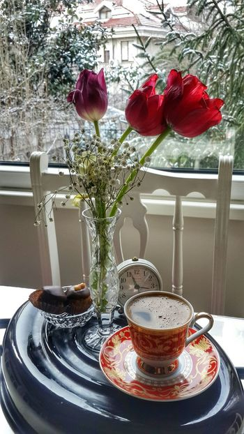 The Places I've Been Today Cafe Time Love Enjoying Life Flowers EyeEm Best Shots Home Sweet Home Tea Caffee Coffee