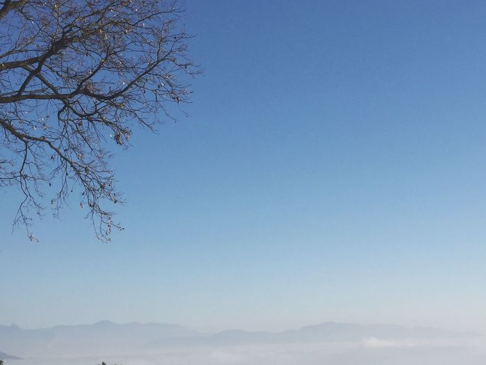 Getting lost is never a waste of time Overthefog Blue Sky Peace And Quiet Peaceful Nature View Above The Clouds