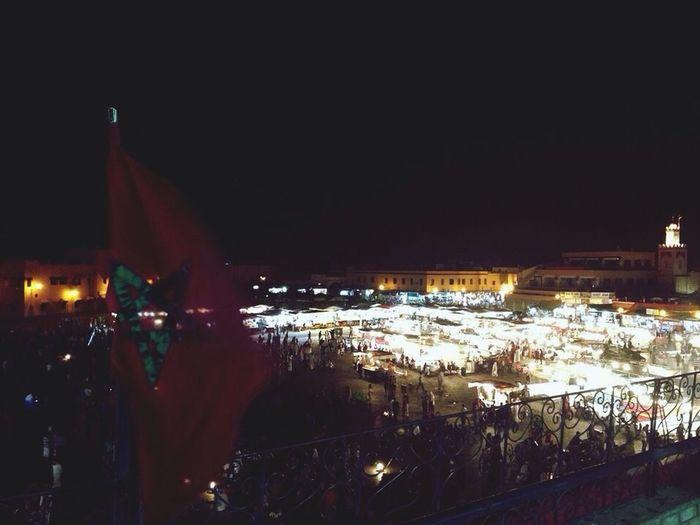 Portrait Places Marrakech