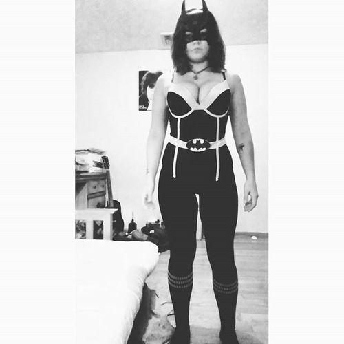 Batwoman Costume Halloween Superhero Nerd