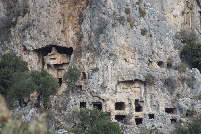 Dalyan çayı River Kaunos Ancient Civilization Dalyançayıriver Lycian Tomb Old Ruin Turkey First Eyeem Photo