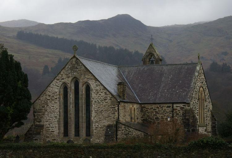 Place Of Worship Fog Religion Ancient Spirituality Mountain History