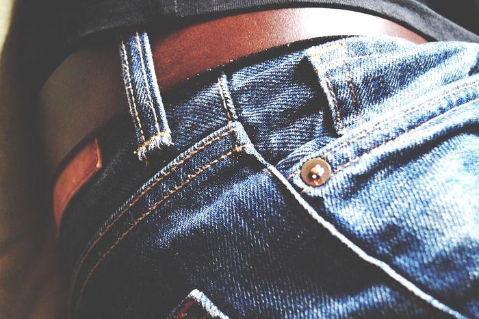 Jeans Denim Belt  Leather Belt BYOPaper! Fashion Stories