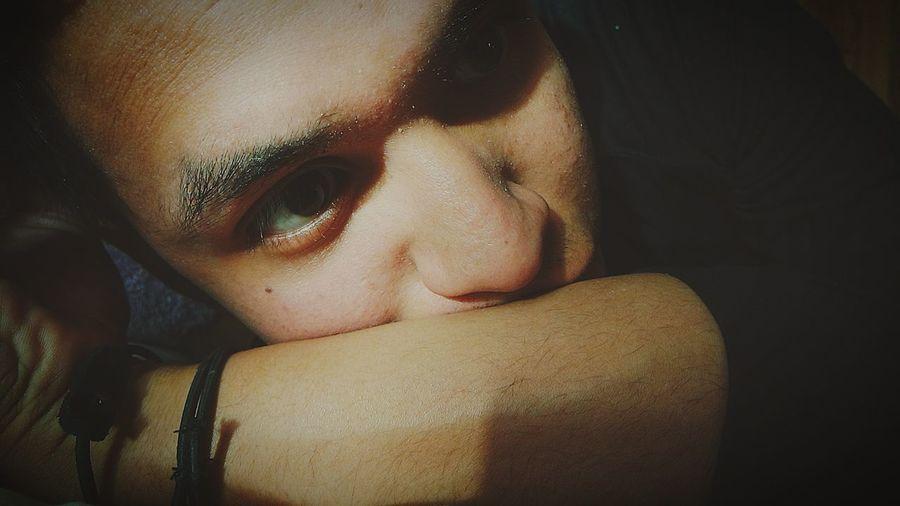 :) Depression - Sadness Sadness Close-up People Loneliness Human Eye first eyeem photo
