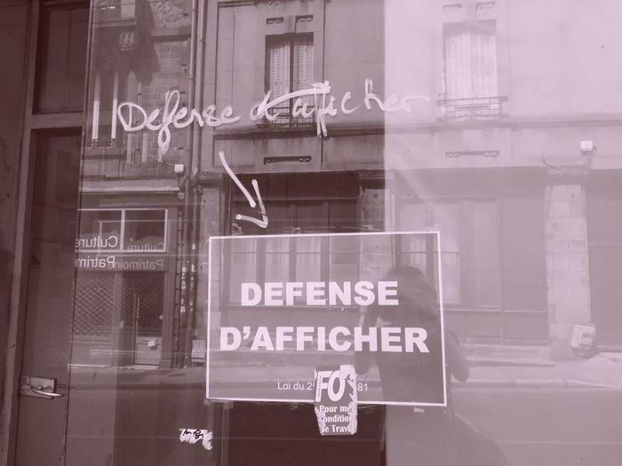 Defense display