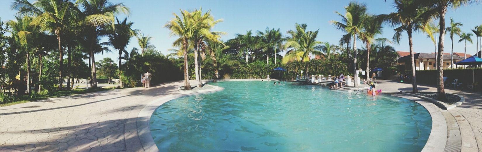 panoramic Panorama Swimming Summervibes EyeEm