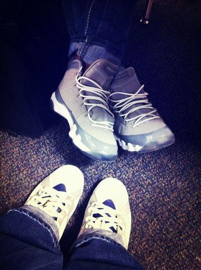 Me And Rickeia Shoes #retro