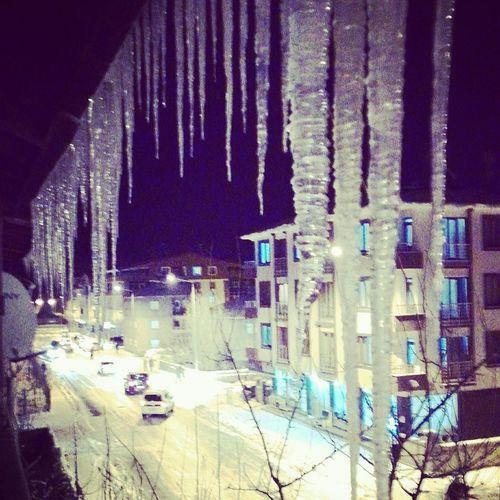 Winter Cold Ice