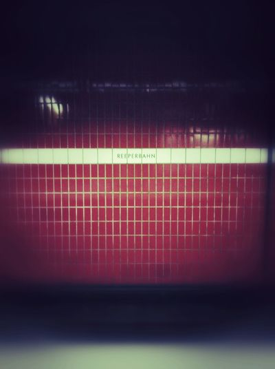 Waiting For A Train Public Transportation