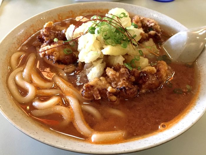 Close-up Eat Big Food Freshness Hungry Indulgence Japanese Culture Japanese Food Meal Noodle Soup Spicy Food Temptation Udon Noodles Yummy