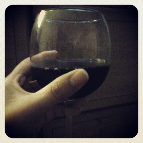 Glass of wine last day before back to work....this is how i chill Lovinit