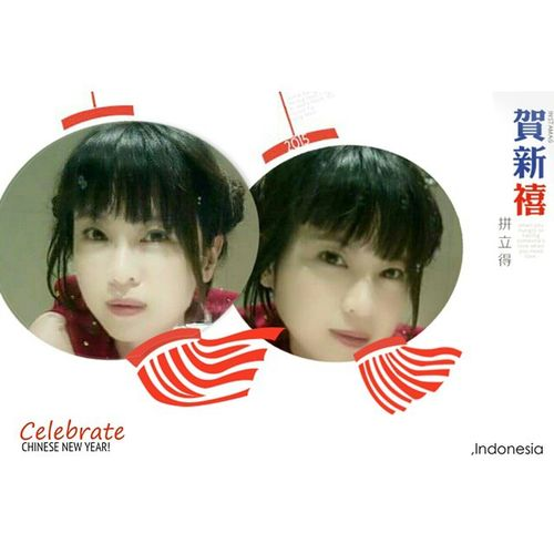 Chinese New Year is coming Ready for eating and making fat Hahahaha .... Lunaryear Chinesenewyear Imlek XinNian selfie