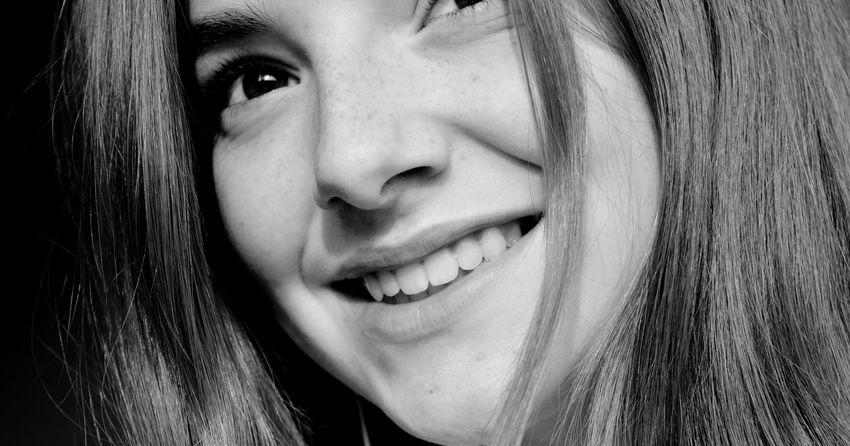 Smile SmileAndBeHappy Girl Portrait Blackandwhite Photography Blackandwhite Youth Of Today Hopes And Dreams Eyes Happiness Faces Of Summer Girl Power Netherlands