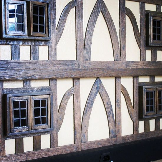 Carpentry Interiordecor Gameofthrones CastleBlack giftsformen architecture bespoke warhammer etsy 12thscale bespoke special gifts giftsforwomen dollhouses tudor twelfthscale heirloom dollhouses artist magic sonabeam windows commission exhibitions collectors americanoak