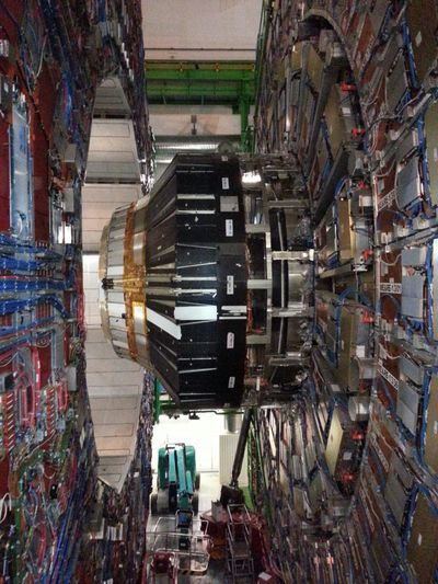 the CMS Experiment at the Large Hadron Collider, geneve