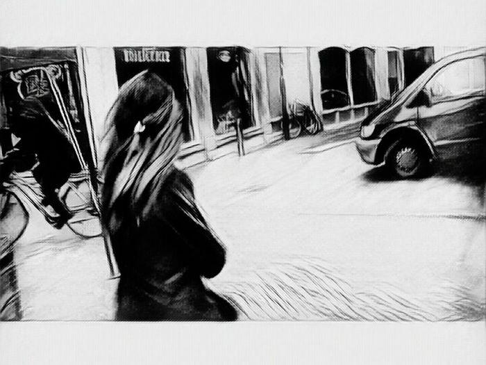 Amsterdam City Life Black & White Iamsterdam Thiscityisamazing People And Art Iloveit♥