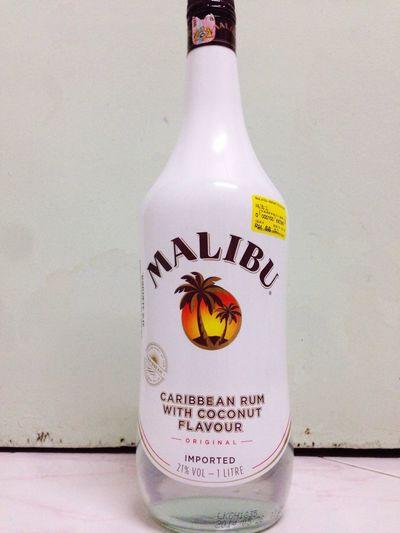 Malibu Coconut Rum Piña Colada Pineapplejuice Rum