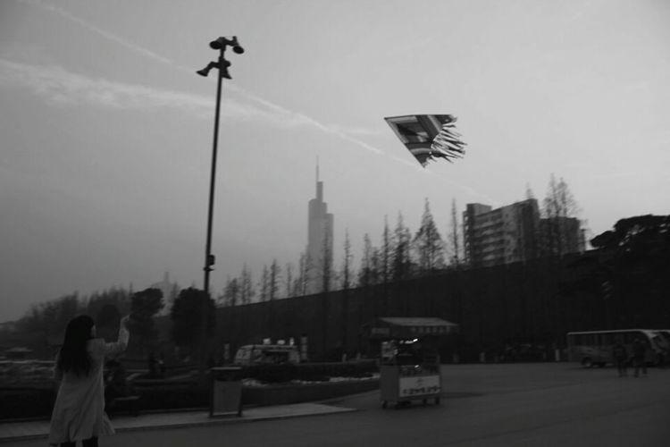 风筝 Flying NANJING南京CHINA中国BEAUTY China View EyeEm 中国南京