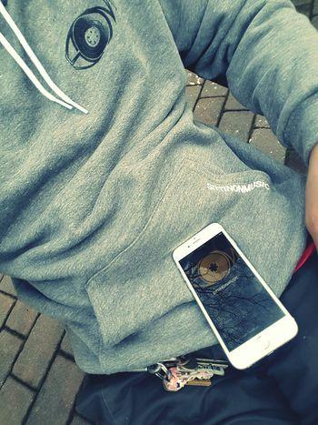 IPhone App SittinOnMusic Producer