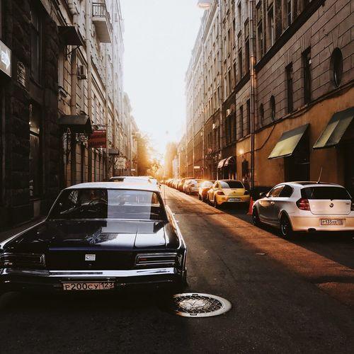 SAINT P Car