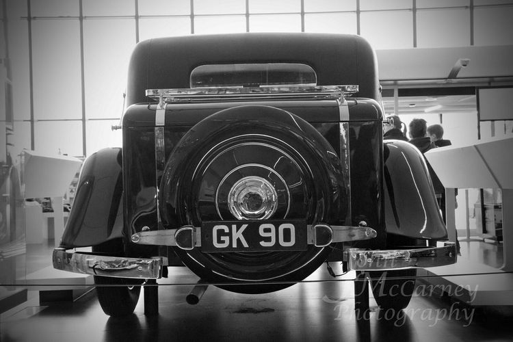 Bentlymotors Car Black And White Photography Glasgow