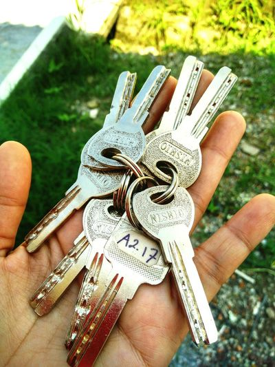 Still can't believe it. Keys Home Mycrib A217 Myownhome