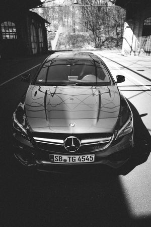 Car Land Vehicle Transportation Mode Of Transport City No People Outdoors Day Mercedes AMG