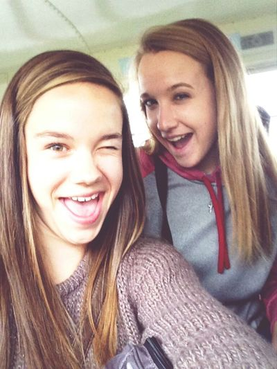 the other day with Morgan;)