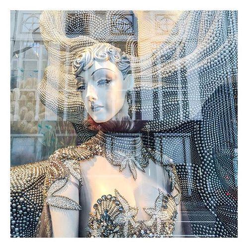 5th Avenue windows 5th Avenue Bergdorf Goodman Creativity Department Store Fine Art Photography Manhattan New York City Reflection Shopping Abstract Close-up Fantasy Maniquin Windows