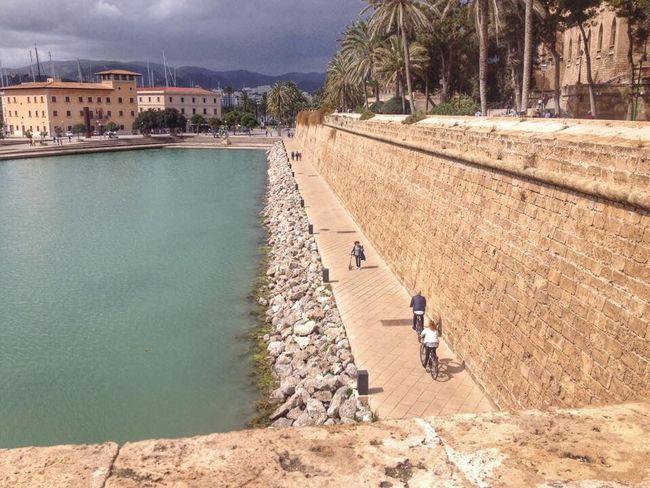 Palma De Mallorca Relaxing Casco Antiguo Parc De La Mar