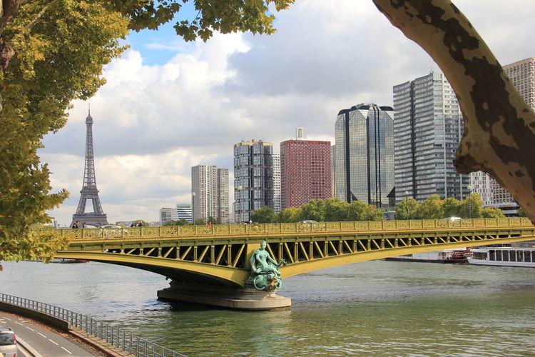 Pont Mirabeau,