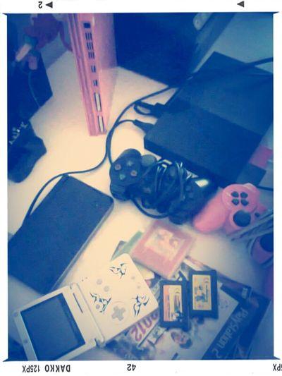 Playing Games Life Game Geek Brazil Nintendo DS Pb Quem Precisa Sair De Casa!   GBA Ps2