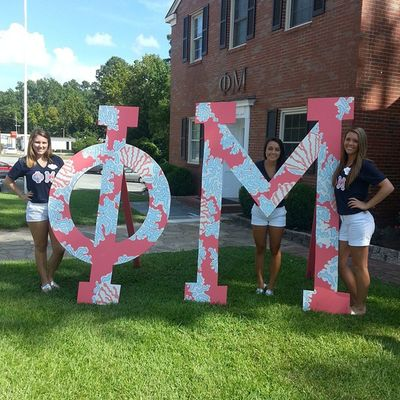 First day of recruitment with my girls GoGreek Phimuecu @phimuecu