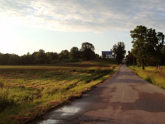 Exploring country roads near the place I'll always know as home Country Life Church Backroads Indiana Small Town Summer