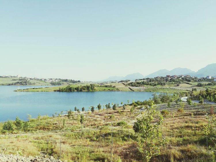 Lago Tirana