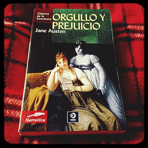 Book Pride And Prejudice Im Happy Valparaíso