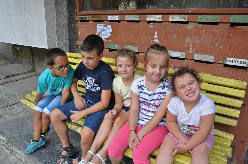 Bulgarian children Balkans Europe Kids Being Kids Happykids Soviet Union Soviet Architecture