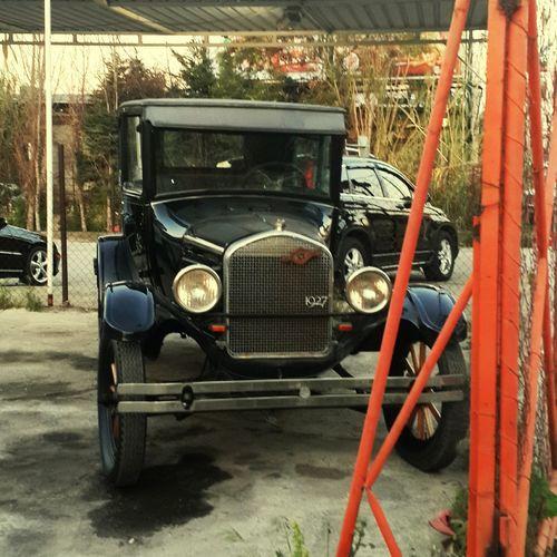 Ford 1927 Old Car Vintage Cars Vintage Collection Car Car
