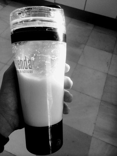 Proteinshake Cookie&cream ^^