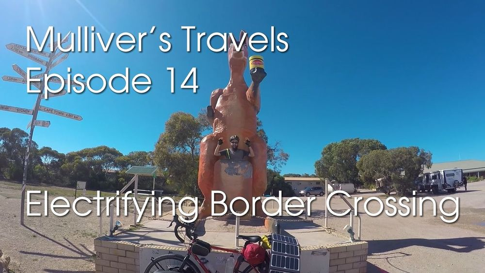 New episode! check it out https://youtu.be/rKhqEL75CKY Nullarbor Nullarbor Plain Cycling Cycle Touring Touring Travel Destinations Travel Travelling Tourist Tourism Australia Vlog Youtube Roadhouse Lightning Thunderstorm Oz Australian Landscape Australia & Travel Traveller Exploring Adventure Text Sky Tourist Attraction  Visiting Sculpture Statue