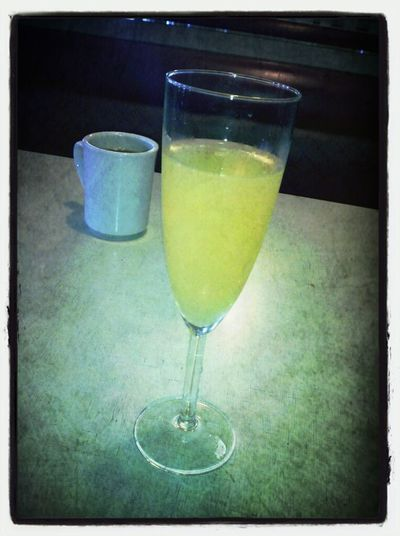 Mimosa Number 2 To Start My Day.
